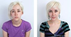 She Takes Exactly 2 Photos Of Herself Every Morning, And The Reason Why Will Fascinate You