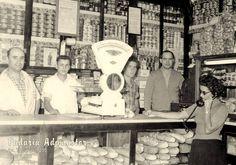Padaria do Adamastor. Bairro do Tucuruvi. 1935