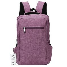 New Trending Briefcases amp; Laptop Bags: Winblo 15 15.6 Inch Lightweight Travel Laptop Backpack Bag Shoulder College Backpacks (Purple). Winblo 15 15.6 Inch Lightweight Travel Laptop Backpack Bag Shoulder College Backpacks (Purple)  Special Offer: $24.99  166 Reviews Pack your laptop, tablet, books, and other essentials for the daily commute inside this large travel laptop backpack from The Winblo. This laptop backpack...