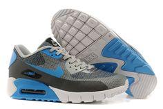 big sale 93369 de053 Il Nike Air Max 90 Jacquard in Vendita Nero Grigio Sport Scarpe - Nike Air  Max