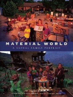 Material World: A Global Family Portrait