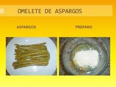 OMELETE DE ASPARGOS