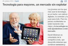 Tecnología para mayores, un mercado sin explotar : Marketing Directo