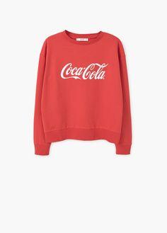Sudadera Coca-cola