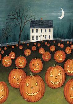 Halloween Chat Noir, Halloween Jack, Couple Halloween, Holidays Halloween, Vintage Halloween, Halloween Pumpkins, Halloween Decorations, Halloween Night, Fall Decorations