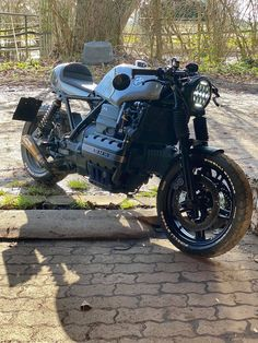 Concept Motorcycles, Cars And Motorcycles, Monster Bike, Custom Bmw, Bmw K100, 3rd Wheel, Motorbikes, Monsters, Freedom