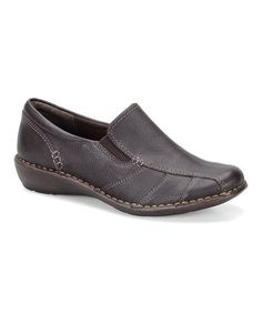 Brownwood Keaton Leather Loafer #zulily #zulilyfinds