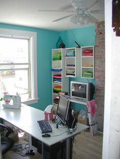 #Craft Room Transformation 1
