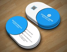 Round Business Cards, Modern Business Cards, Letterpress Business Cards, Business Card Mock Up, Game Design, Visiting Card Design, Professional Business Card Design, Name Card Design, Bussiness Card