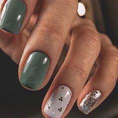 Sophisticated Nails, Elegant Nails, Stylish Nails, Trendy Nails, Fall Gel Nails, Short Gel Nails, Short Nails Art, Cow Nails, Nails Now