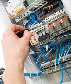 Commercial & Residential Electrical Contractors offering Electrical Repairs in Coconut Creek, Coral Springs, Deerfield Beach, Margate, & Pompano Beach Residential Electrical, Electrical Engineering, Huayra, Commercial Electrician, Building An Addition, Diagram Design, House Wiring, Electric Company, Coral Springs