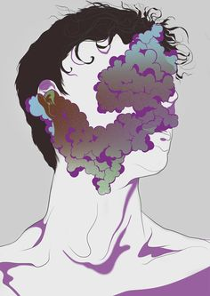 Australian illustrator and graphic designer Janelle Barone creates unique artworks that tell interesting visual stories in a comic book style.   More illustrations via Fubiz