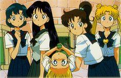 Sailor Moon Stars.