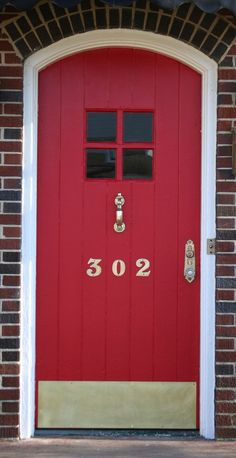 Sherwin Williams Positive Red Perfect Front Door Color