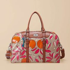 Fossil - I really want a fossil carryon for all those trips I plan to take!