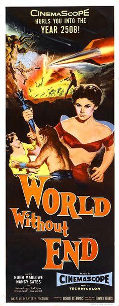 SPACE MONSTER: WORLD WITHOUT END aka VINTE MILHÕES DE LÉGUAS A MARTE - 1956