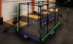 Again Faster Pullup Rig Specifications   Equipment for CrossFit®