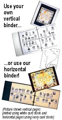 Homeschool in the Woods Timeline Binder