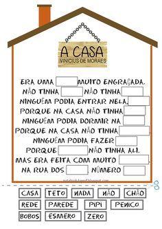 Atividades A Casa - Portuguese Practice for the Kiddos - Nível Educacional Portuguese Lessons, Learn Portuguese, Portuguese Language, Future Career, Public School, Professor, Musicals, Homeschool, Classroom