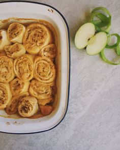Apple Roly Poly is easy to make and is always a winner