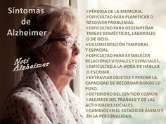 Noti - Alzheimer: Síntomas de la enfermedad de Alzheimer