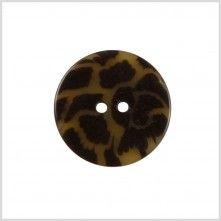 40L/25mm Tortoise Plastic Button