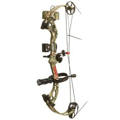 Surge 29 in. #70 Compound Bow Package (Right Handed)