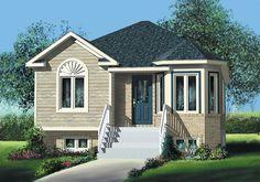 casas americanas Pesquisa Google Diseño casas pequeñas