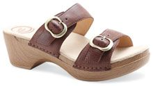 The Dansko Sophie from the Sausalito collection.