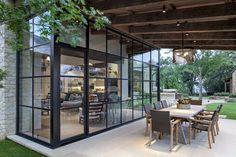 Living room windows idea