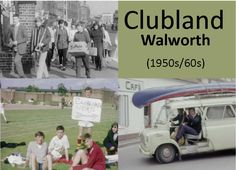 Featured Film: August 2016. Clubland was a youth club that transformed the lives of young people in Walworth between the 1920s and the 1960s. It was the vision of one man, James Butterworth, who worked to raise funds for a purpose built facility that included workshops, an art room, a theatre, a gymnasium, and a rooftop playground. This rare film footage of youth club activities, shot on 16mm by the late James Butterworth's wife, has not been seen since it was filmed. #Southwark #Film #Archives Youth Club, Butterworth, Raise Funds, Local History, Feature Film, Young People, Rooftop, Playground, 1920s