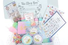 The Elves Box: The Best of Crafting Supplies & Gorgeous Stationery