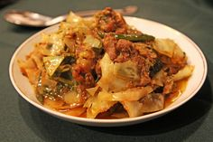 LAMB AND CABBAGE FRY CURRY – Hungry Hijabi