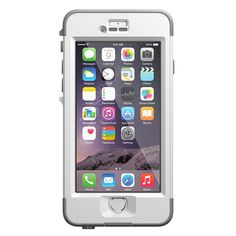 iPhone 6 case (Avalanche) | Nuud LifeProof | Strike
