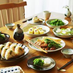堤焼がある食卓風景と仙台・宮城の郷土の味のレシピ
