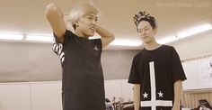 Hyunseong and Donghyun