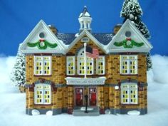 Christmas Lake High School