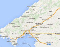 TIB - Línia 210: Port de Sóller - Valldemossa - Palma - CTM