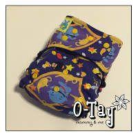 Arabian Nights (or Aladin) Ai2 cloth diaper.  Love this!