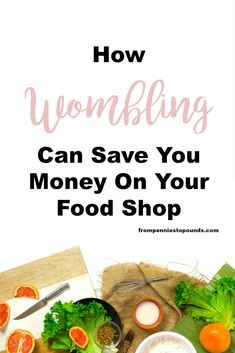 Wombling can save you money on your food shopping bill. Could you try this? Read here for more info: http://www.frompenniestopounds.com/wombling-can-save-money-shop/