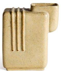 Arne Bang; Glazed Ceramic Vase, c1940.
