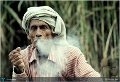 the smoking machine - Creative Art in Photography by Pinder Bal at Touchtalent