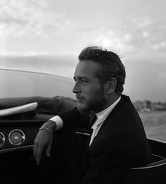 paul newman - classic impeccable style