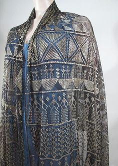 Exceptional Nine Foot Long Assuit Shawl – Gold On Black from marzilli… Exceptional Nine Foot Long Assuit Shawl – Gold On Black from marzillivintage on Ruby Lane Ruby Lane, One Shoulder Shirt, Black Converse, Pakistani Dress Design, Summer Shirts, Red Stripes, Vera Bradley Backpack, Chic Outfits, Vintage Outfits