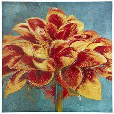 Poppy Blossom Art