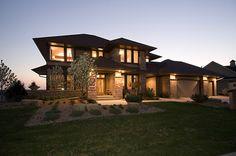 Plan 14469RK: Prairie Style Home Plan