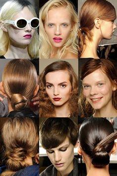 Spring Hair Trends 2013 - Spring/Summer Hair Colours