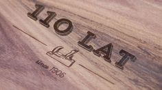 laser engraved, laser cut