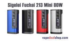 Sigelei Fuchai 213 Mini 80W