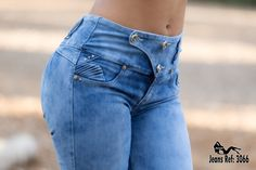 Colored Jeans, Blue Jeans, Jeans Pants, Denim Jeans, Cowgirl Jeans, Fashion Casual, Jeans For Short Women, Baskets, Summer Jeans